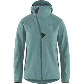Klättermusen Vanadis 2.0 Jacket Women brush green